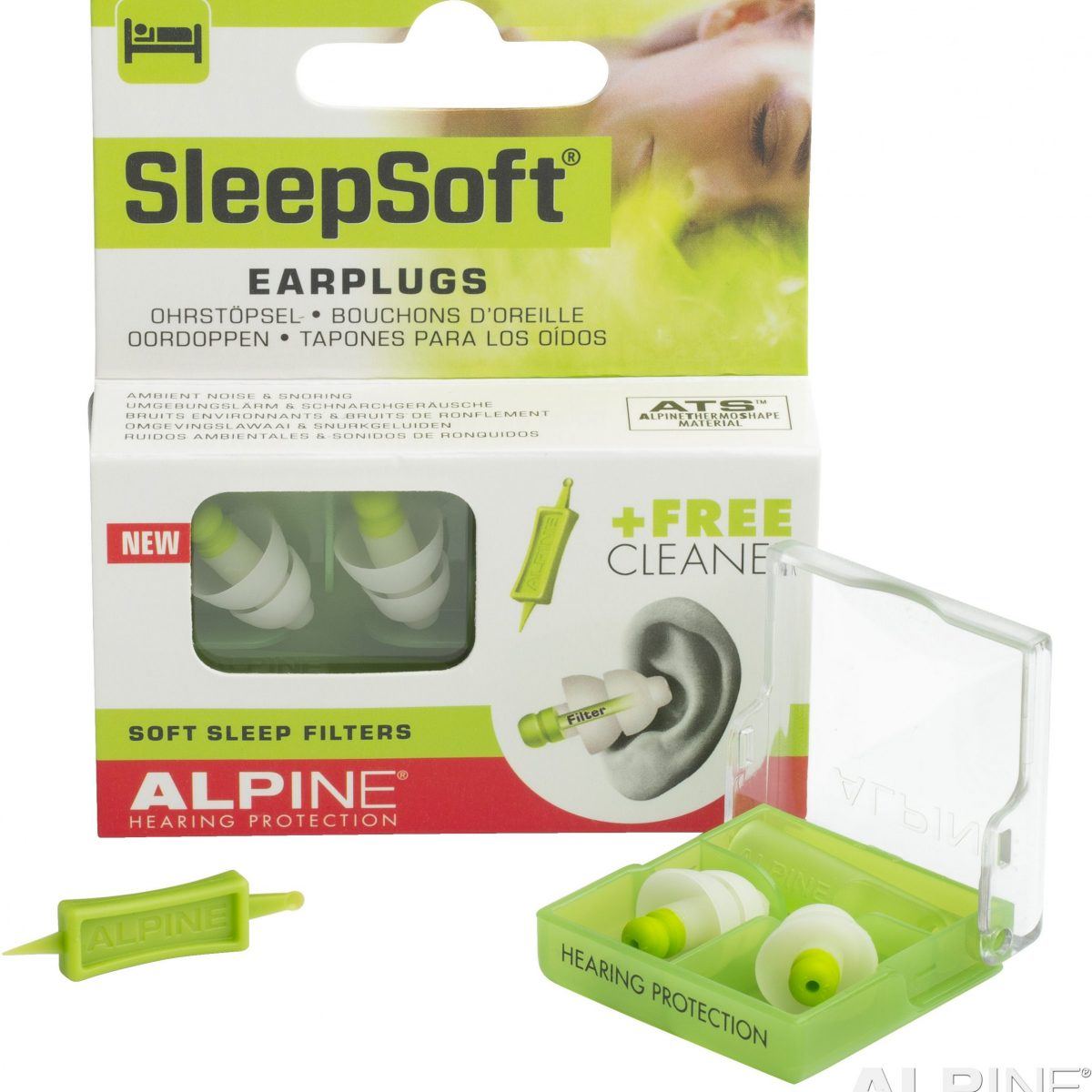 Dopuri de urechi SleepSoft