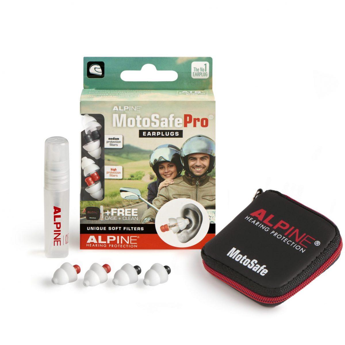 MotoSafe Pro