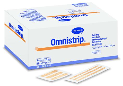 HARTMANN OMNISTRIP 6 X 101 MM X 50 PL