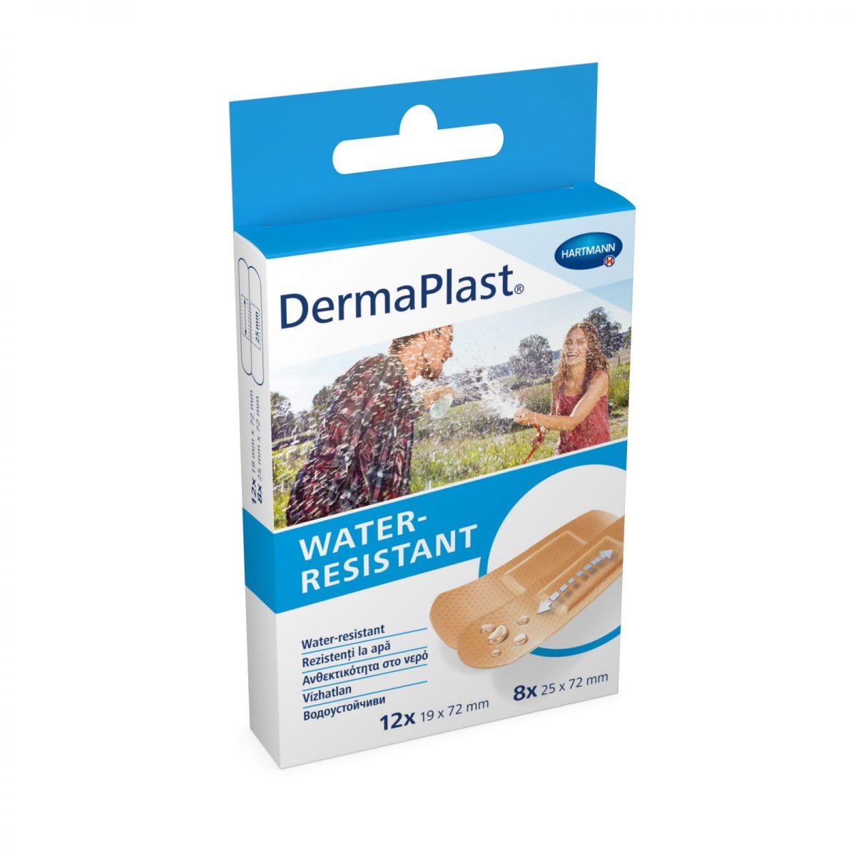 DermaPlast water-resistant