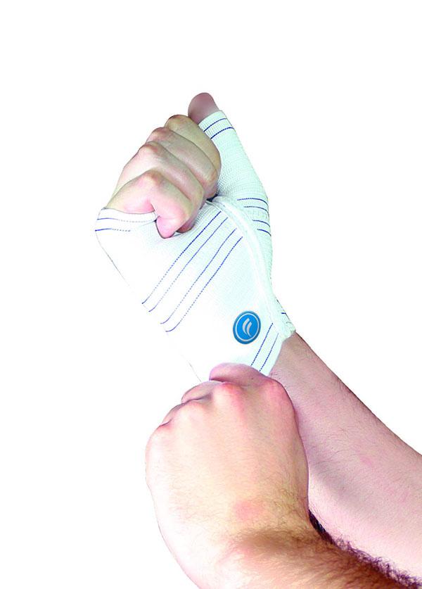 Orteza palmara elastica Fortuna (Fortuna tenyerszorito elasztikus)